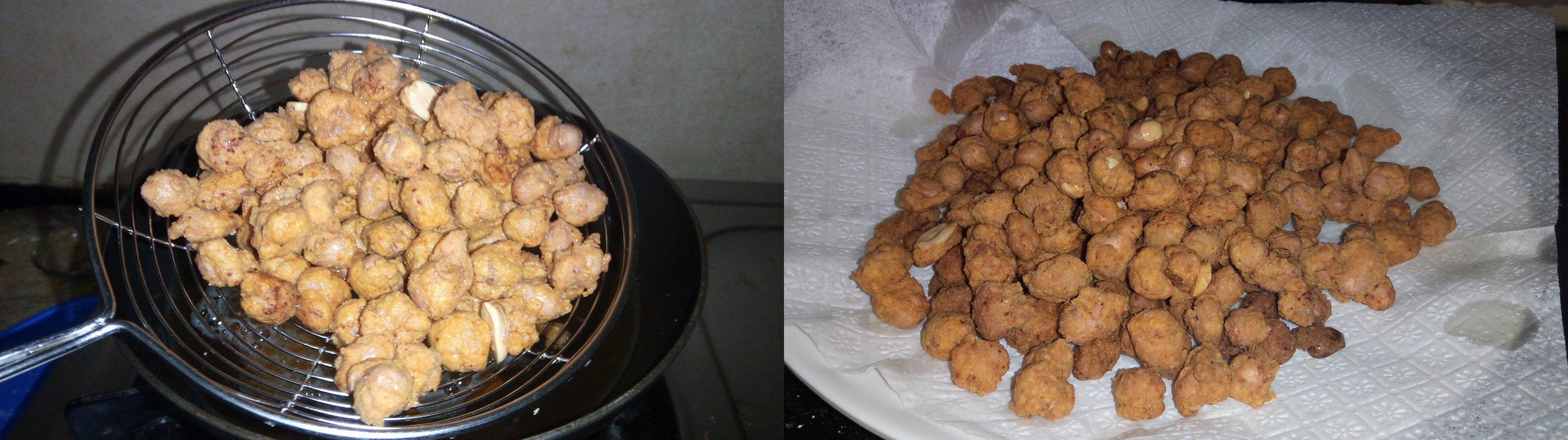 masala peanuts