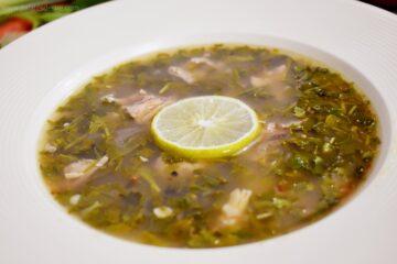 Lemon_Coriander _chicken_soup