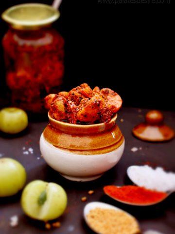 Amla Pickle Recipe
