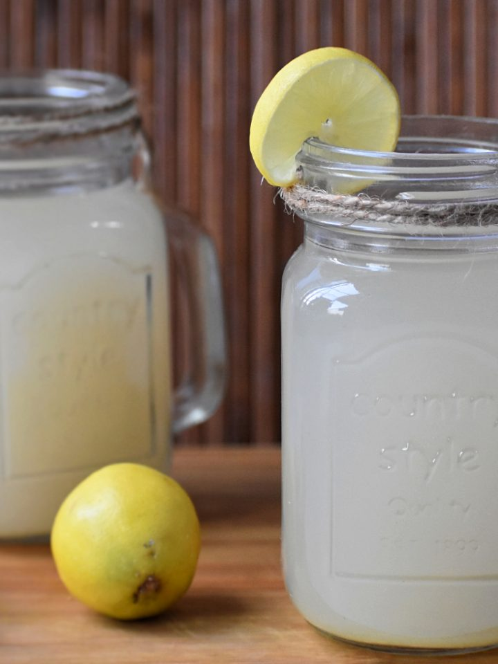 Lemon Ginger Concoction