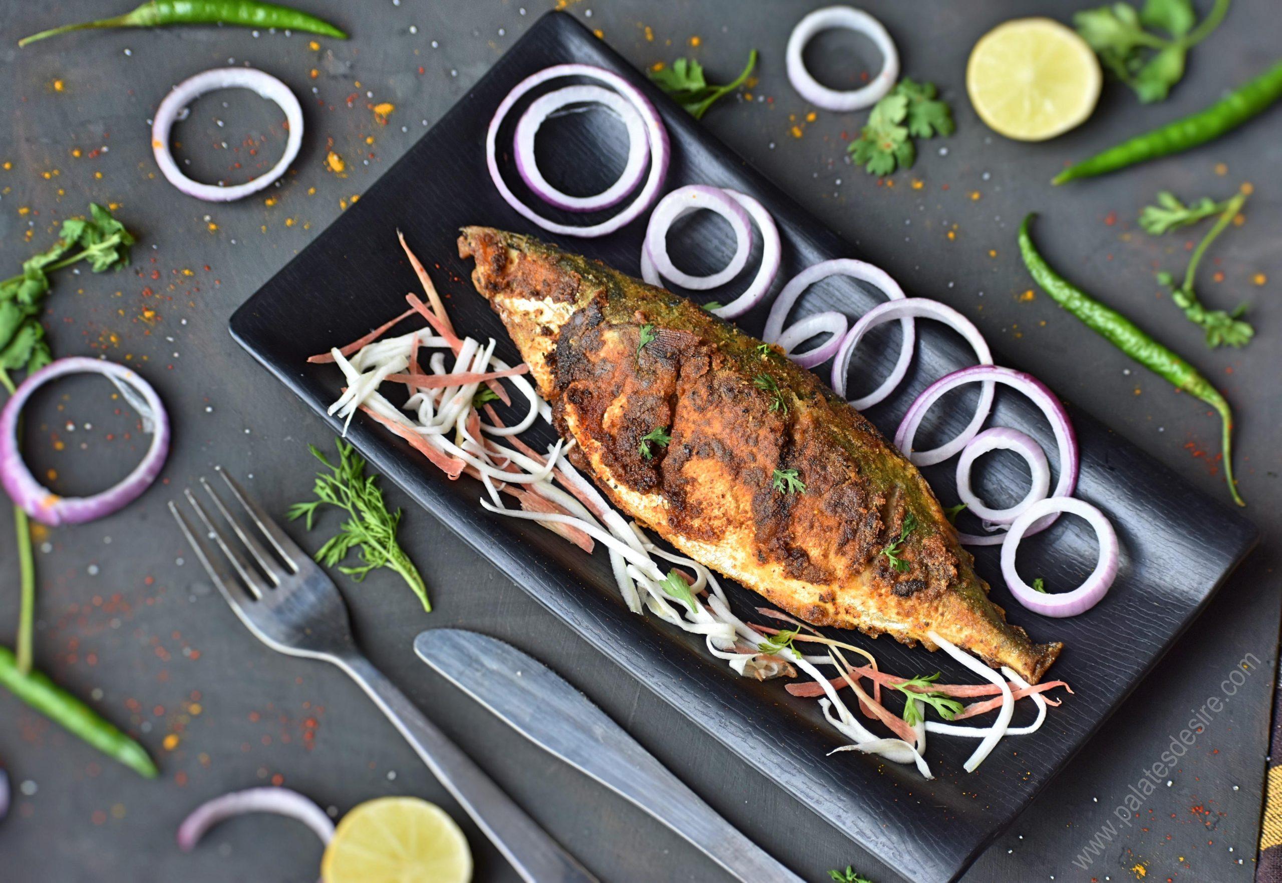 Bangda fish fry