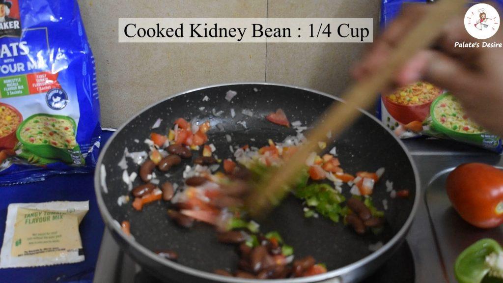 Masala oats recipe