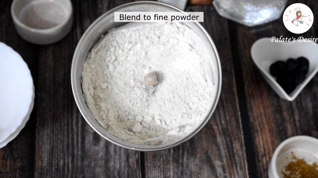 Saunf sharbat powder