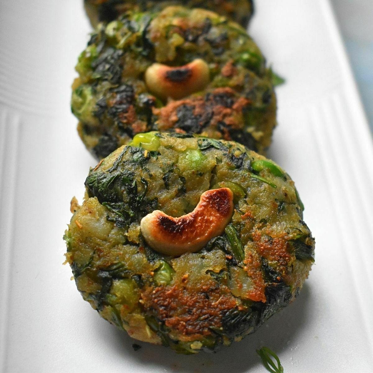 hara bhara recipe